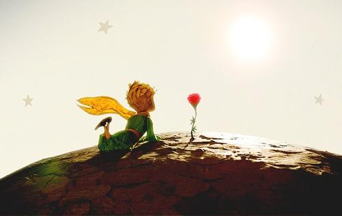 El Principito y su Flor