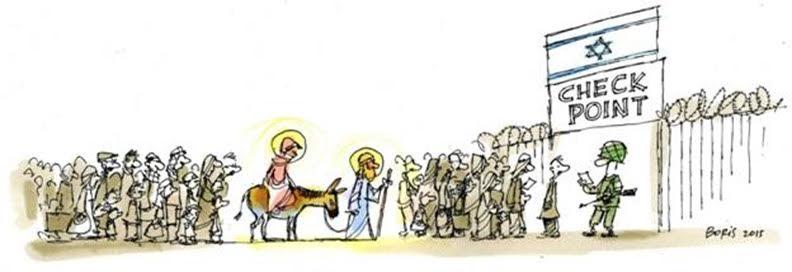 Navidad en Palestina
