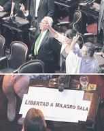 Milagro Sala AF