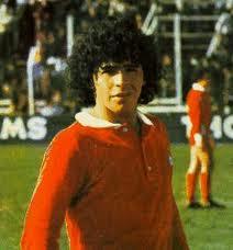 Argentinos Maradona