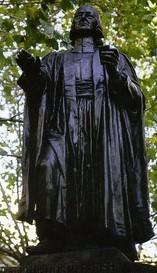 Estatua de Wesley