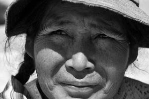 Mujer Bolivia