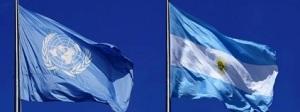 Onu Argentina Banderas