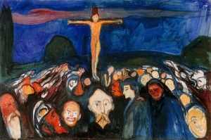 Munch Crucifixión