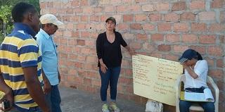 Tatiana Gerber en El Hatillo web