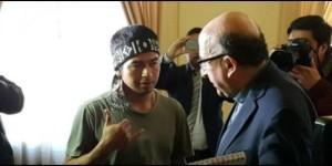 Chomali y mapuche