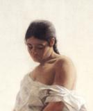 Blanes Mujer Paraguaya II