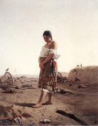 Blanes Mujer praguaya