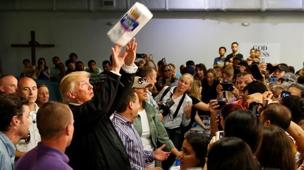 Trump Papel Higienico
