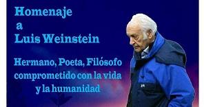 Homenaje a Luis Weinstein