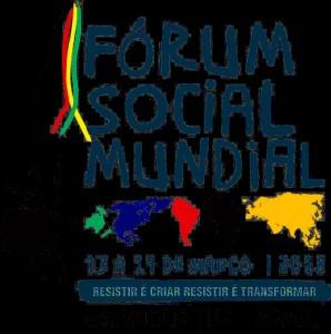Logo del Foro Social Mondial 2018