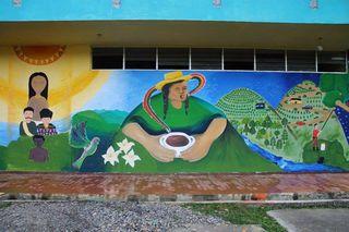 Mural Alegremica