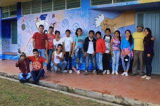 Mural Gacetilla II