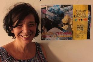 Rita Freire Foro Social Mundial
