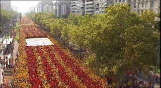Cataluña Independentismo