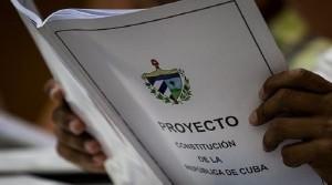 Constitución cubana