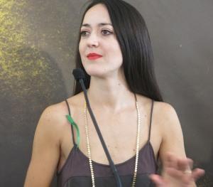 Dominga Sotomayor foto Sergio Ferrari web