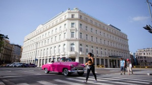 Cuba's first five-star hotel opens in Havana