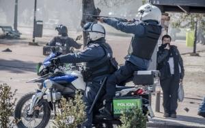 Represion Policias