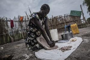 Africa hambre