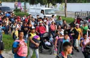 Honduras Inmigrantes