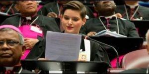 Mujer en el Sinodo II