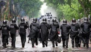 Represion o1 Policias